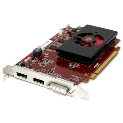 AMD Radeon HD 6570 1GB DVI 2x DisplayPort PCI-e x16 Graphics Card