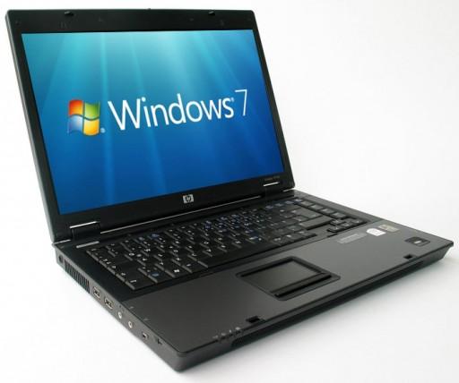 "HP Compaq 6710b Core 2 Duo T8100 2.1GHz DVDRW 15.4"" Windows 7 Laptop"