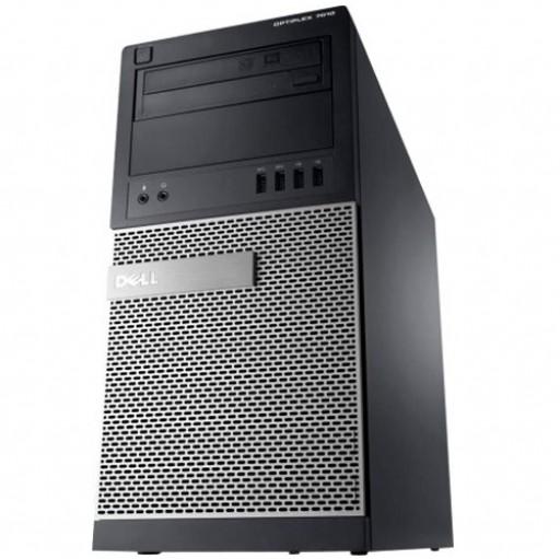 Dell OptiPlex 7010 MT 3rd Gen Core i3-3220 8GB 500GB DVDRW WiFi Windows 10 Professional 64-Bit Desktop PC Computer
