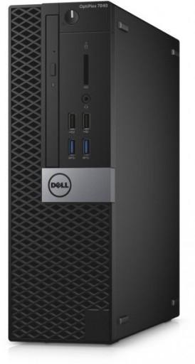 Dell OptiPlex 7040 SFF 6th Gen Quad Core i5-6500 8GB 256GB SSD DVDRW HDMI WiFi Windows 10 Professional Desktop PC Computer