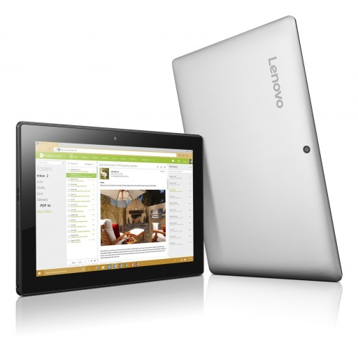 Lenovo ideapad MIIX310-10ICR 10.1-Inch 64 GB eMMC Tablet - Windows 10 Pro