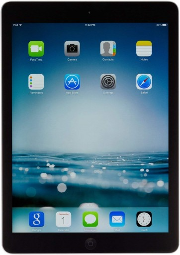 Apple iPad Air 32GB Wi-Fi + Cellular - Space Grey - Unlocked