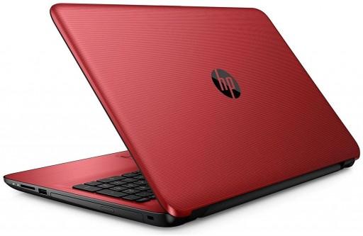 "Red HP 15-ay024na 15.6"" Laptop Intel Pentium N3710, 8GB RAM, 2TB HDD, DVDRW, Bluetooth 4.0, HDMI, USB 3.0, Card Reader, Windows 10"