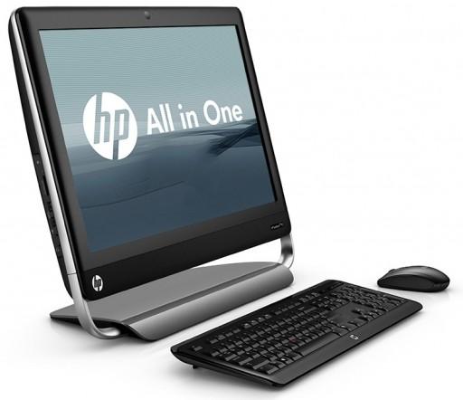 "HP Elite 7320 All-in-One PC, 21.5"" Full HD Display, Intel Core i3-2120 8GB 500GB DVDRW WiFi USB 3.0 WebCam Windows 10 Professional"