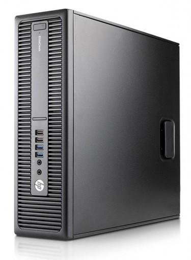 Gaming PC HP 800 G2 - i5-6500, 16GB DDR3, GTX 1650, 128GB SSD, 1TB HDD, WiFi, 4K Ready, HDMI, Windows 10 Desktop Computer