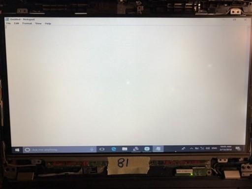 "Samsung LTN140AT20 14"" Matte LED Screen Display 1366x768 40pin"