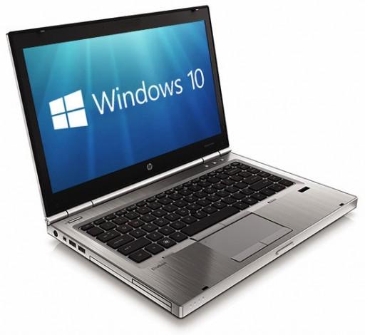 HP EliteBook 8470p 3rd Gen i5-3320M 4GB 320GB DVDRW USB 3.0 Windows 10 Professional 64-bit