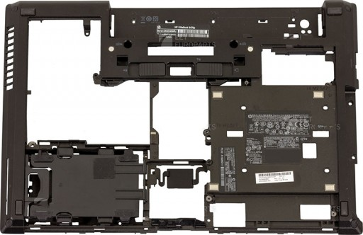 HP 8470p 8460p 8470W Bottom Cover Base Enclosure 685997-001