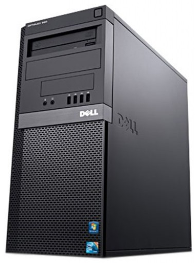 Dell OptiPlex 990 MT Quad Core i5-2400 4GB 500GB DVDRW Windows 10 Professional 64Bit Desktop Computer