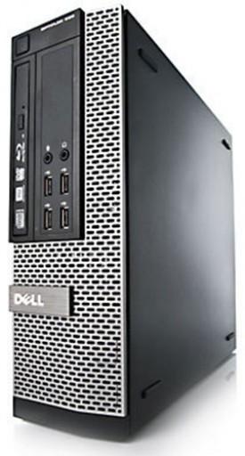 Dell OptiPlex 7010 SFF Intel Pentium G2030 3.0GHz 8GB 500GB DVDRW WiFi Windows 10 Professional 64-Bit Desktop PC Computer