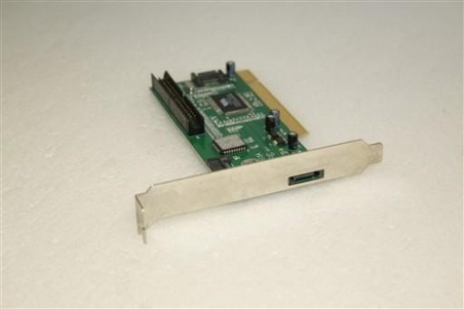 SIMT173A Chipset VT6421A 3 Port SATA PCI SATA Controller Card