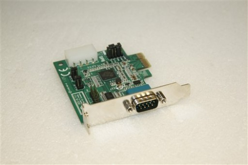 StarTech Serial Port RS232 Low Profile PCI-Express Adapter Card PEX2S952LP
