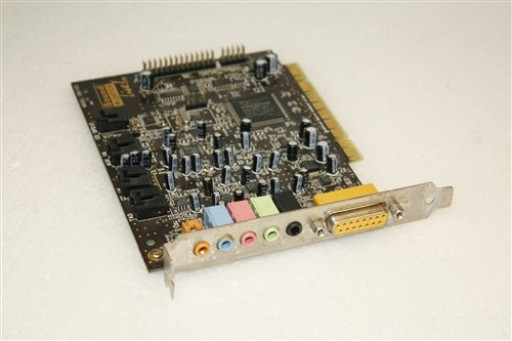 Creative Sound Blaster Live! 5.1 Channel PCI Sound Card SB0100