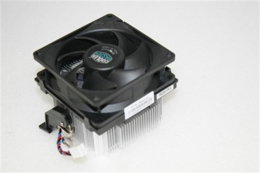 Cooler Master 3-pin CPU Heatsink Fan HP P/N 584442-001