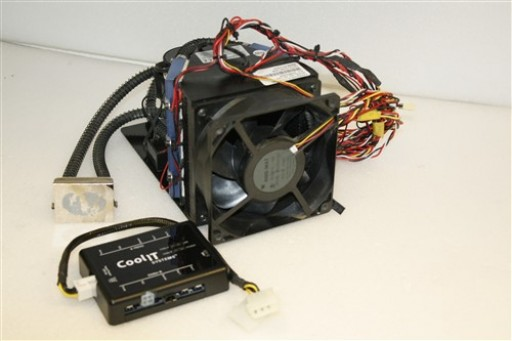 CoolIT Freezone Elite Cooling System FZ-1003 Fan FBA12G12H