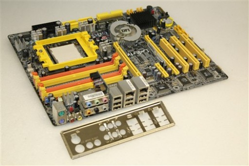 LANParty RDX200 Socket 939 Motherboard