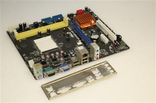 Asus M2N68-AM SE2 Socket AM2 micro ATX Motherboard