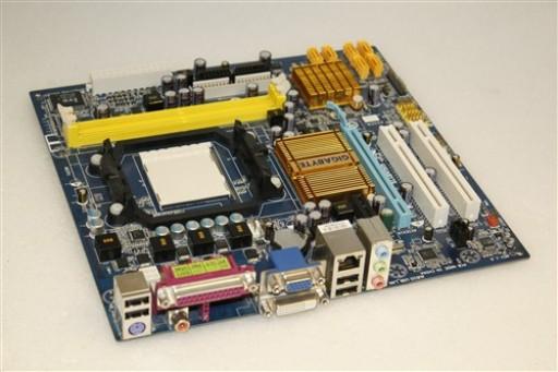 Gigabyte GA-MA74GM-S2 Socket AM2 Micro ATX Motherboard