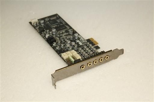 Asus Xonar DX Rev. 1.02 PCI-e Sound Card
