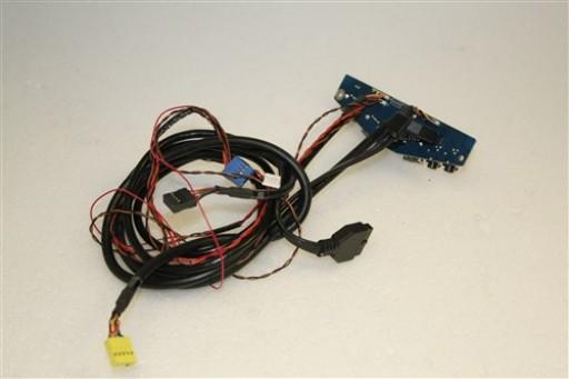 Alienware Aurora R4 LED Audio USB Board Cable