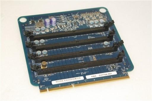 Apple Mac Pro A1186 Memory RAM Riser Board 630-7667 D37706-501