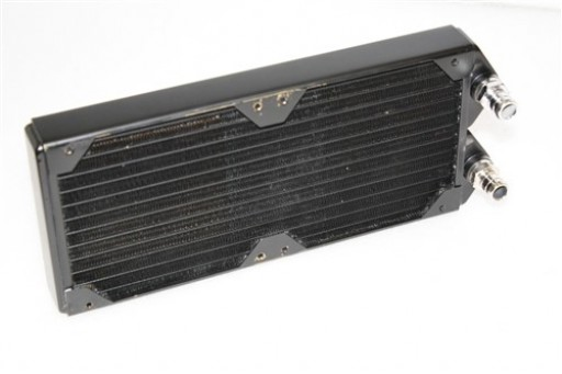 Silverstone TJ07 Water Cooling Small Radiator