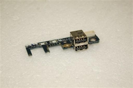 Toshiba Satellite P200 USB Port Board LS-3444P