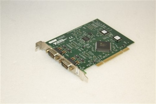 National Instrument PCI-8431/2 RS-485 NI 2 Port Serial Interface Card