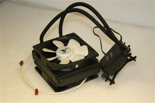 CoolIT ECO II-120 Advanced Liquid Cooling CPU Cooler System