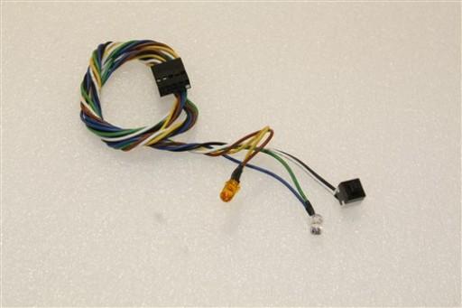 NEC Omega LED Power Button