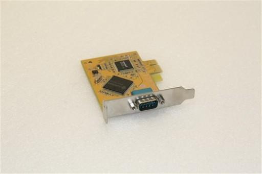 Sunix SER5427A Dell D39K1 PCI-e Serial Port Card