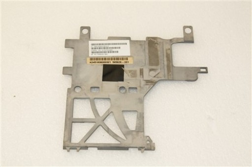 HP EliteBook 2540p Palmrest Keyboard Support Frame 595626-001