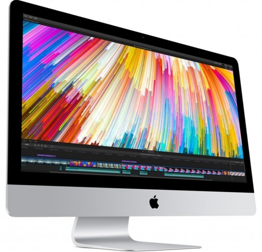 "Apple iMac 27"" 5K Retina Quad Core i7-4790K 16GB 1TB Fusion Drive Radeon R9 WiFi Bluetooth Camera macOS Catalina (Late 2014)"