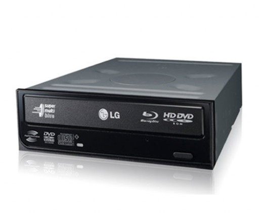 LG Super Multi Blue Light Scribe Blu-Ray Disc HD DVD-Rom Sata Drive GGC-H20L