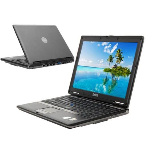"""Dell Latitude D420 12.1"""" Dual Core U2500 1.5GB 60GB WiFi Windows 7 Laptop (Refurbished)"""