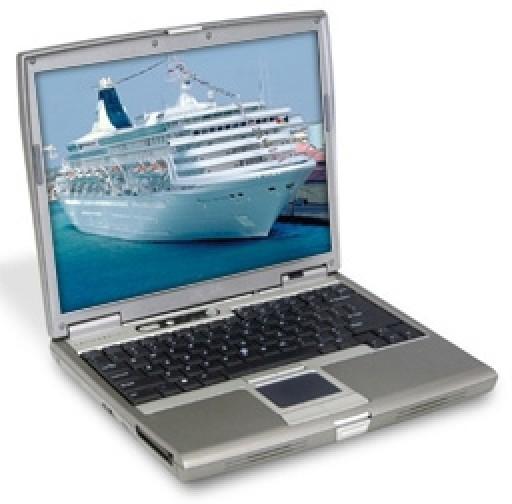 """Dell Latitude D610 Pentium M 1.73GHz 1GB Ram DVD 14.1"""" Windows 7"""
