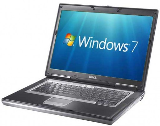 "Dell Latitude D630 Core 2 Duo T7500 2.2GHz 2GB 80GB DVD 14.1"" WiFi Windows 7 Professional Laptop Notebook"