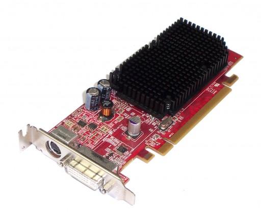 Dell ATi Radeon X1300 128MB PCI-E DVI TV-Out Graphics Card JW592