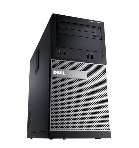 Dell OptiPlex 3010 MT Core i5-3470 8GB 500GB DVDRW WiFi HDMI Windows 10 Professional 64-Bit Desktop PC Computer