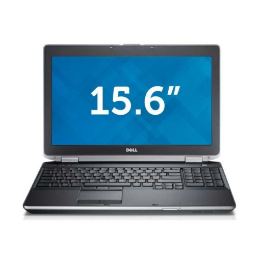 "Dell Latitude E6520 15.6"" Intel Core i5-2520M 8GB 256GB SSD HDMI WiFi WebCam Windows 10 Pro 64-Bit Laptop Notebook"