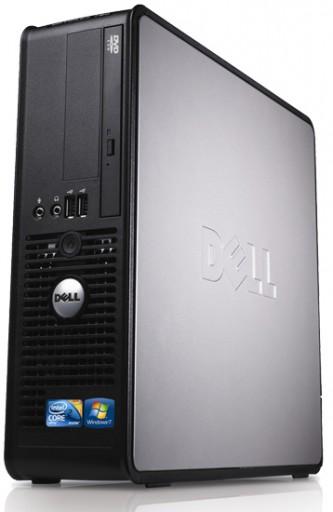 Dell OptiPlex GX620 SFF Pentium D Dual-Core 3.00GHz 2GB 80GB DVD Windows 7 Desktop PC