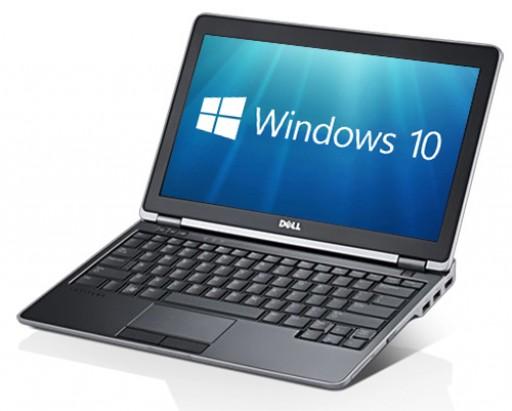 "Dell Latitude E6220 12.5"" LED Quad Core i7-2640M 8GB 256GB SSD WebCam Windows 10 Professional 64-bit Laptop PC"