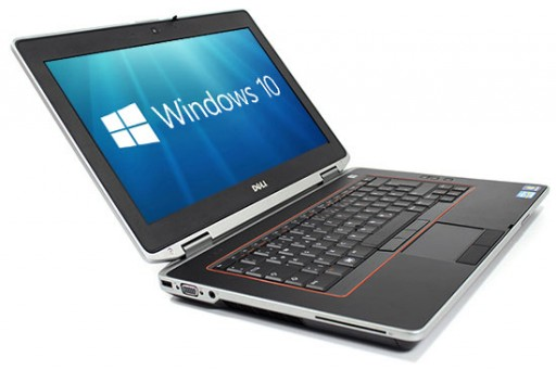 Refurbished Dell Latitude E6320 Windows 10 Laptop