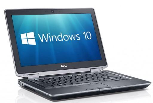 """Dell Latitude E6330 13.3"""" LED Core i3-3120M 2.5GHz 4GB 320GB WebCam HDMI Windows 10 Professional 64-bit"""