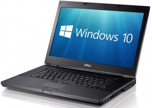 "Dell Latitude E6410 14.1"" LED Core i5-520M 2.40GHz 4GB 160GB DVD Windows 10 Professional Laptop"