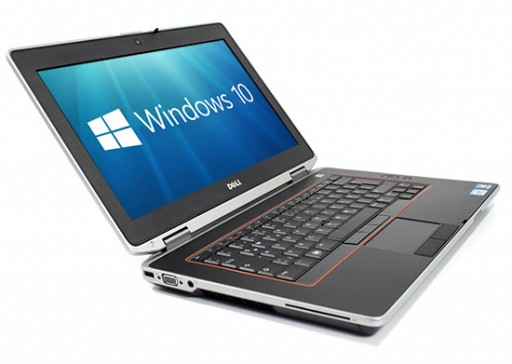 "Dell Latitude E6420 14.1"" 4GB 120GB Solid State Drive DVDRW WiFi WebCam Windows 10 64-Bit Laptop"