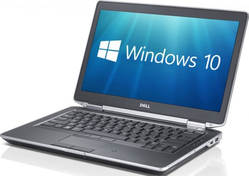 """Dell Latitude E6430 14.1"""" Intel Core i7-3520M 8GB 256GB SSD DVDRW WiFi Windows 10 Professional 64-Bit Laptop"""