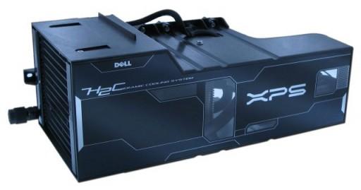Dell XPS 720 CPU Ceramic Water Cooling Assembly H2C KU128 0KU128