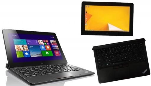 "Lenovo ThinkPad Helix 2nd (20CGS02F01) 11.6"" Full HD, 5th Gen M5 M-5Y71 4GB 128GB SSD Windows 8.1 Pro 2-in-1 Tablet Laptop Black (UK English Layout)"