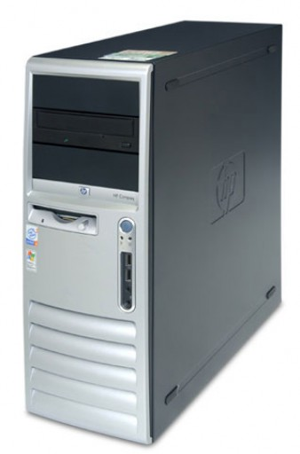 HP Compaq dc7600 CMT 3.0GHz 2GB Windows 7 Desktop PC Computer